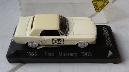 Modele solido 1/43ème cabriolet