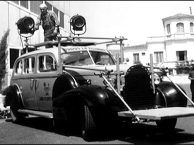 Cadillac seventy-five 1939 voiture travelling