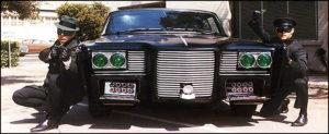 The Green Hornet le FRELON «IMPERIAL»
