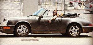 La 911 de «Californication»