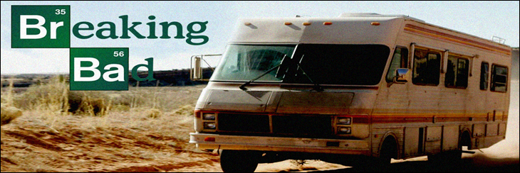 BREAKING BAD « Le chimiste »